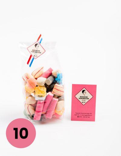 Zakje Oud-Hollandse mix vanaf €3,50